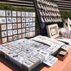 京都アートフリーマーケットありがとうございました!