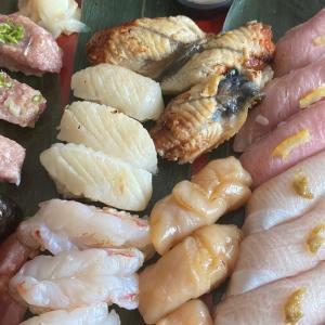 こんな時だから大人気な田中水産のデリバリー寿司
