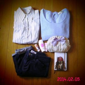 東京散歩デートの時の服!