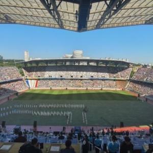 韓国メディア:サッカー首都という名前が恥ずかしい無責任な行政…水原のビッグバードを滅ぼした宗教イベント