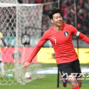 韓国ネチズン反応:ソン・フンミン平壌に行く…10月Aマッチの韓国代表が発表、ナム・テヒ復帰-イ・ジェイク初抜擢