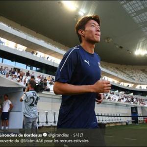 41日ぶりにリーグ得点のファン・ウィジョ、韓国代表の平壌遠征について「特殊性はあるがW杯のための1試合」