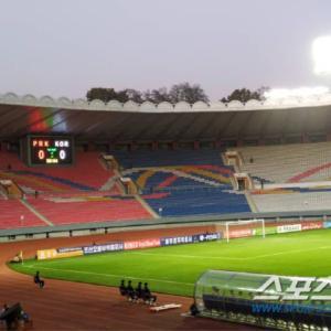 韓国ネチズン反応:「無観客で中継なし」歴代級の異様な試合…史上初の南北W杯予選はスコアレスドロー
