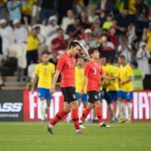 韓国ネチズン反応:レベル差実感の韓国代表がブラジルに0-3の完敗…「限界+可能性」共存