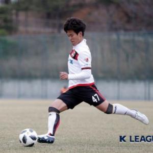 韓国反応:レアル・マドリード出身のキム・ウホン、4部のFC南洞に入団…公益勤務で兵役代替