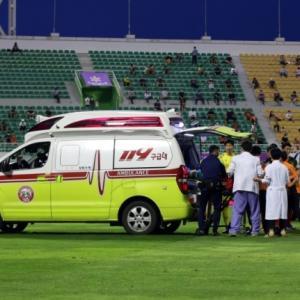 頭を強打して倒れた江原FCのハン・グギョン、病院で意識を回復…全試合・全時間出場記録は51試合で終わる