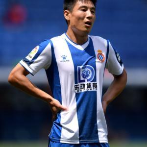 韓国反応:エスパニョールの中国代表ウー・レイ、1部に執着する自国に直言「韓日選手を見ろ」