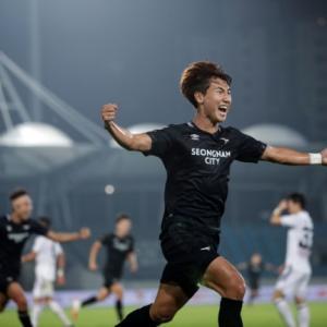 元FC東京のユ・インスがKリーグデビューゴール「Jリーグと違って適応が大変だった」「もっと良い姿を見せる」