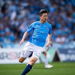 韓国メディア:横浜FCの三浦知良がJ1最高齢出場記録を更新…歴代級の韓日戦だった東京大勝のFW