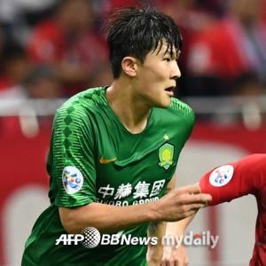北京国安の韓国代表DFキム・ミンジェ、残留の可能性…地元紙「トッテナムとラツィオはもう接触してない」