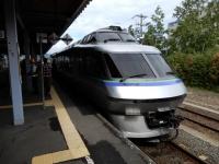 明日の見えない鉄路の旅【5】クリスタル・エクスプレスとの別れ