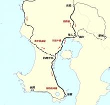 1990年春・九州一周の旅【6】5日ぶりの地上泊、3日ぶりの…