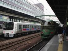 1990年春・九州一周の旅【8】九州横断・ふたつの観光列車