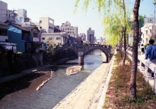1990年春・九州一周の旅【10】路面電車で長崎一日散歩