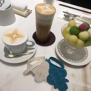 銀座並木通りにあるヴィトンカフェ「LE CAFE V(ル・カフェ・ヴィー)」へ訪れてみた