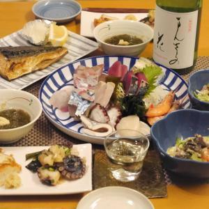 【うちごはん】久しぶりのテイクアウト!日本酒がススむおいしいお魚料理♪ by さかなづき