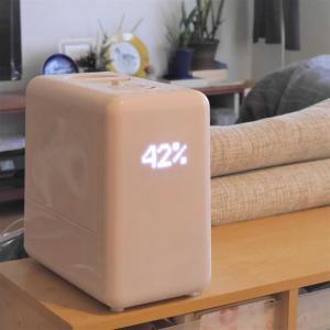 【お買い物】容量たっぷりの加湿器にリニューアル!