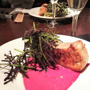 旬の食材で味わうおいしいシーフードとスパークリングワイン マリスケリア ソル 《六本木一丁目》