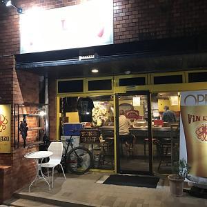 那覇市前島にあるスペイン料理のお店ヴィンラーソ (VIN LAZO)に行ったよ!!