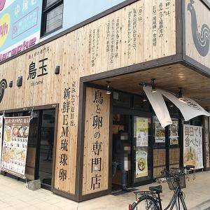 鳥と卵の専門店 鳥玉 中城店で、ごろごろたまごたっぷり 黄金タルタルのチキン南蛮960円を食べたよ!!