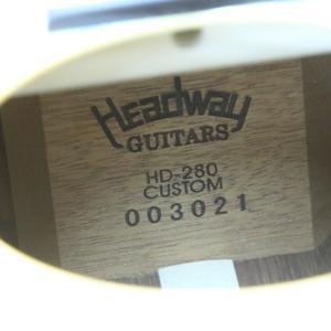 Headway HD-280 Custom 調整