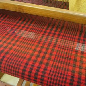 福岡教室(Deflected double weave他)