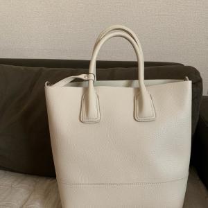 ZARAで鞄を買ってみた。