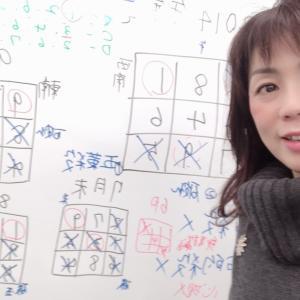 風水講座@東京 開催しました!いよいよ。