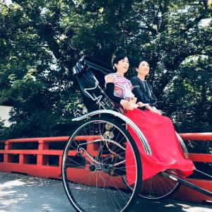 鎌倉・吉方位旅 姫体験から叶えた夢❤️