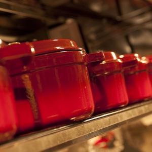 赤い鍋は、風水的に悪いのか??