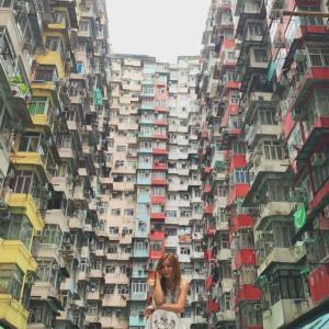 おねいちゃんと香港へ行ってきたよ(超過密住宅=Yick Cheong Building編)