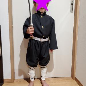 隊服を作ってみた