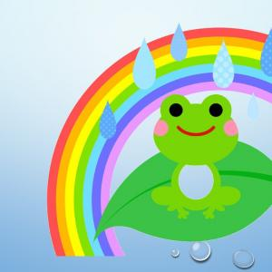 童謡『虹』