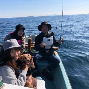 熱海で釣り
