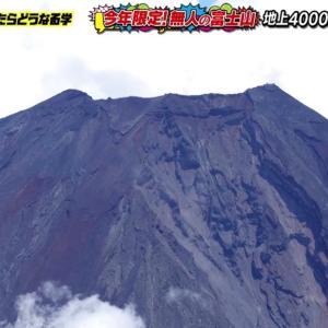 モーターパラグライダーで富士山頂上撮影?