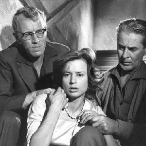 映画 鏡の中にある如く(1961) 神の沈黙シリーズ三部作の第一弾