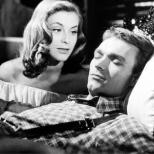 映画 わが青春のマリアンヌ(1955)  幻想的な青春映画