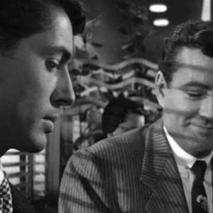 映画 見知らぬ乗客(1951) 交換殺人がテーマです