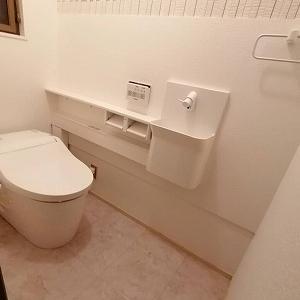 施工例~ラグジュアリーなトイレ~