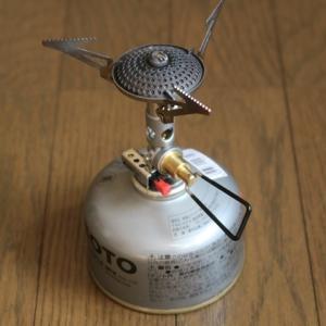 SOTO(新富士バーナー)マイクロレギュレーターストーブ