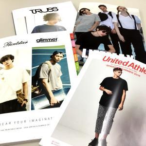 江戸川区 Tシャツプリント カタログが入荷致しました。