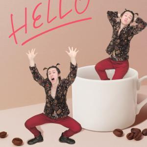 コーヒー豆の妖精