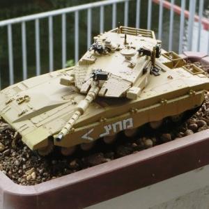 ☆ 作っちゃいました93・・・・・イスラエル国防軍戦車 メルカバMKⅢ