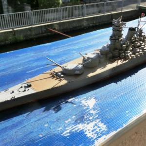 ☆ 作っちゃいました99・・・・・大日本帝国海軍 弩級戦艦 紀伊