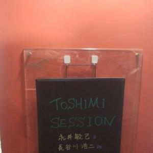 TOSHIMI SESSION 高田馬場音楽室DX '19.12.13
