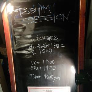 TOSHIMI SESSION 吉祥寺シルバーエレファント '20.12.15