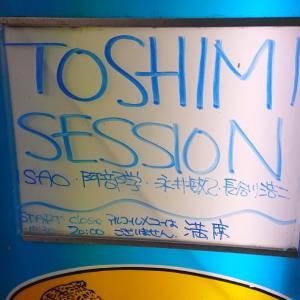 TOSHIMI SESSION 関内ストーミーマンデー '21.5.23