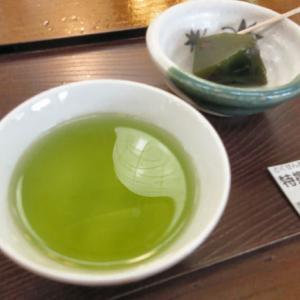 「太田茶店」で抹茶パフェ