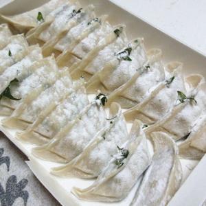 *メリ☆食* 浜太郎の餃子2種で夕食♪