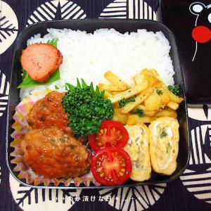 *メリ☆食* くまモン弁当箱で本日のお弁当♪